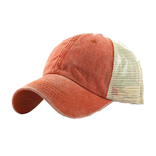 CheChury Gorras Beisbol Unisex Gorra de Trucker Sombrero de Baseball Cap Sombreros Hip Hop Gorra para Hombre Mujer Unisex Verano Sombreros