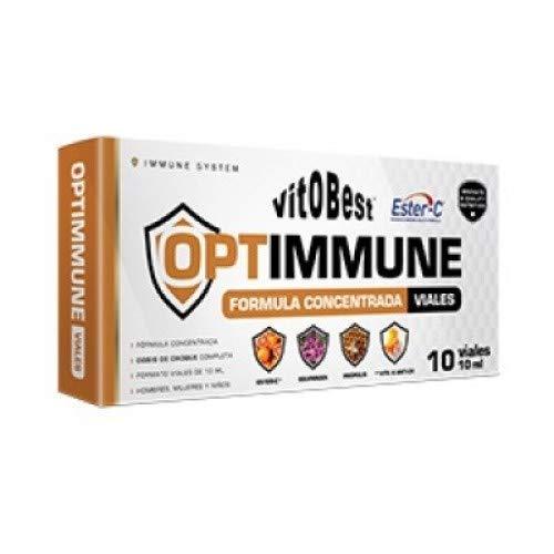 OPTIMMUNE (FORMULA CONCENTRADA) 10 VIALES - Suplementos Alimentación y Suplementos Deportivos - Vitobest