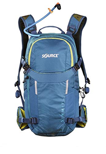 Source Summit Trinkrucksack 15l Atlantic deep Blue 2020 Outdoor Rucksack