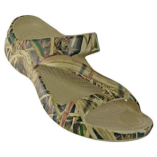 DAWGS USA Women's Mossy Oak Z Sandal, Sg Blades, 5 M US