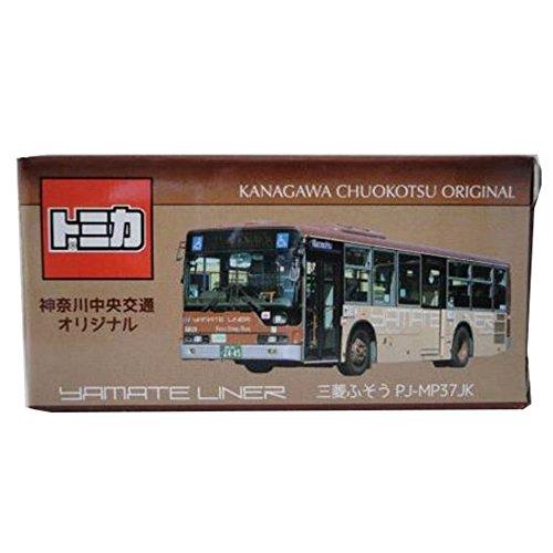 【限定】トミカ ミカ 神奈川中央交通バス模型[No.4] 山手ライナー【神奈中4】