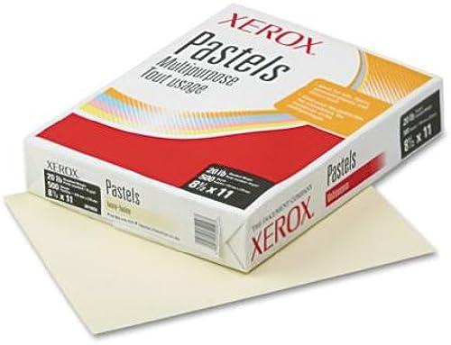 Entrega gratuita y rápida disponible. Xerox 3R11056 Letter (215.9×279.4 mm) Marfil Marfil Marfil - Papel (Letter (215.9x279.4 mm), Universal, Marfil, 75 g m2, 5000 hojas)  A la venta con descuento del 70%.