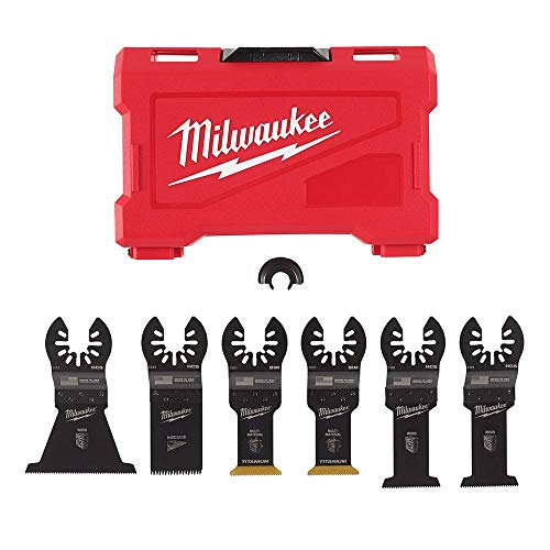 Buy Oscillating Multi-Tool Blade Kit (6-Piece)