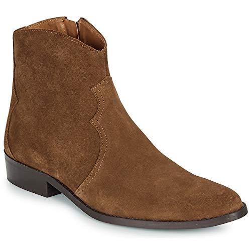 ANDRÉ WESTERN Enkellaarzen/Low boots heren Bruin Laarzen