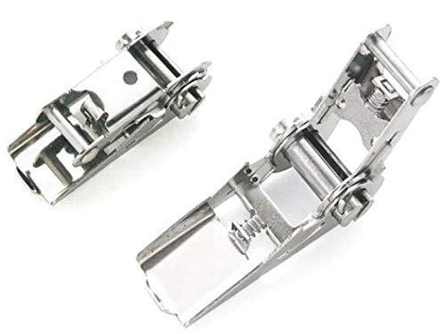 1 x Spannratsche - Ratschen - Ratsche für 25 mm gurt - Edelstahl A2 (932757)