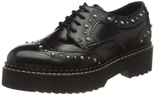 SCOTCH & SODA FOOTWEAR (SCPGH) Olivine, Botas de Moda Mujer, Negro, 36 EU