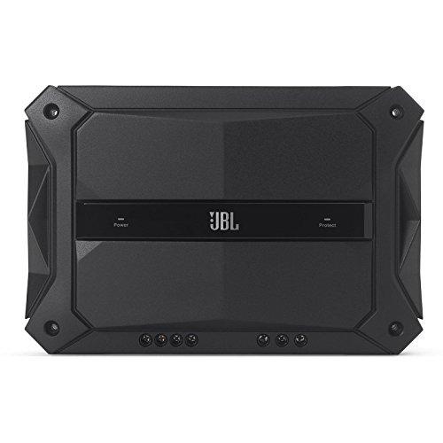 JBL GTR Stadium 1001 Auto-Hifi krachtige 1-kanaals mono subwoofer versterker (1000 W) - zwart, Stadium 601, zwart