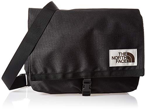 THE NORTH FACE Berkeley Satchel Daypack, TNF Black Heath, OS