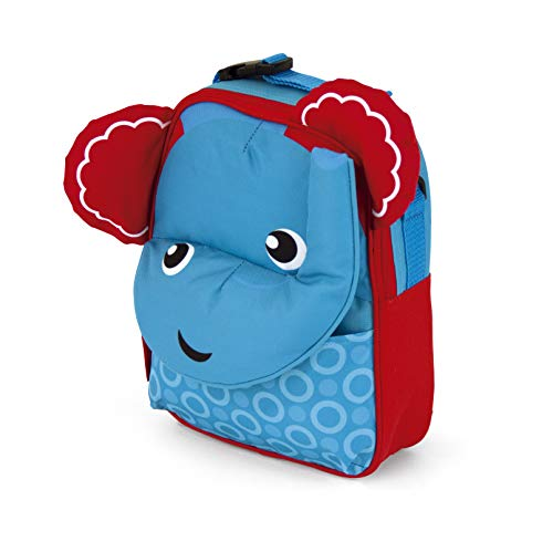 Fisher-Price Sac à dos Elephant 3D Multicolore
