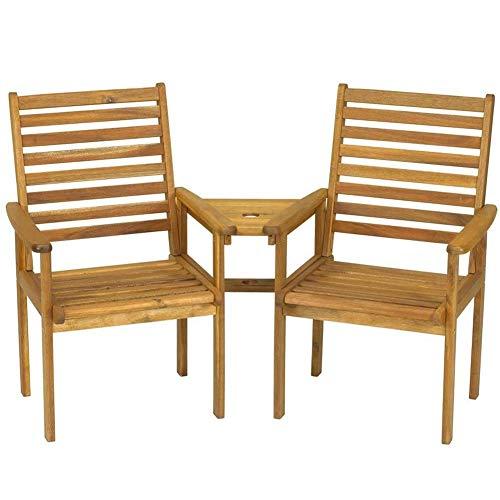 AOLI Compagnon Seat - causeuse pour extérieur Jardin Patio