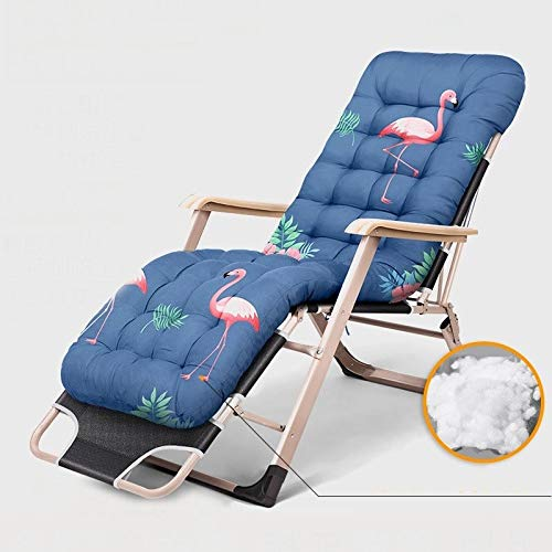 Woodtree Premium Heavy Duty Textoline Zero Gravity Chair with Canopy - Outdoor Folding & Reclining Sun Lounger with Head Pillow - Made from Steel Frame for Patio, Conservatory, Garden or Deck Chair
