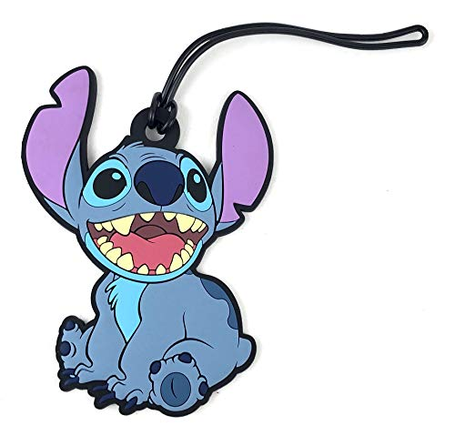 Jerry Leigh Disney Lilo & Stitch Suitcase Luggage Tag