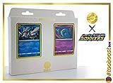 Primarene (Oratoria) 67/214 & Woingenau (Qulbutoké) 93/214 - #tooboost X Sonne & Mond 8 Echo des Donners - Coffret de 10 Cartes Pokémon Allemandes
