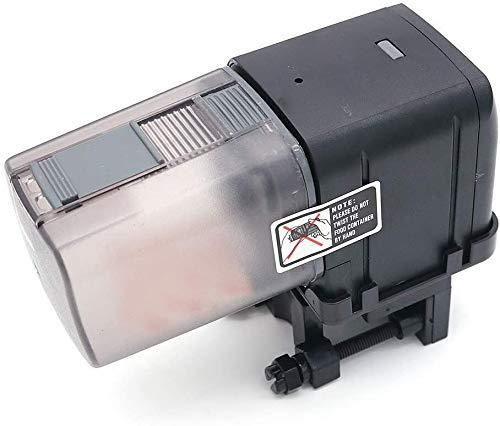 DollaTek Tanque de Peces alimentador de Peces de Acuario alimentador automático de Peces WiFi alimentador de Tiempo Inteligente Remoto