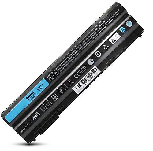 65WH T54FJ Laptop Battery for Dell Latitude E6420 E6430 E5420 E5430 Inspiron 17R 5720 7720 15R 5520 7520 Vostro 3460 3560 4YRJH 0T54FJ - 12 Month Warranty [10.8V 65WH Sanyo Cell]