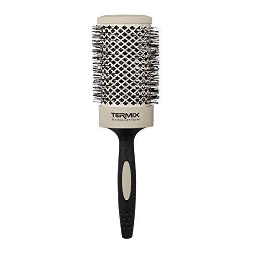 Termix Evolution Soft Ø60- Cepillo térmico redondo con fibras especialmente diseñadas para cabellos delicados. Disponible en 8 diámetros y en formato Pack.