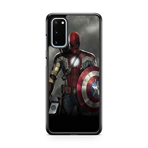 Inspired by Avengers Endgame Spider Man Superhero Case for Samsung Galaxy A71 A70 A51 A50 A21 A20 Case Galaxy A11 A10e A01 s10e Comics Phone Cover M257