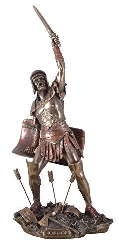 bronzata Statua di Apollo in Lycra Veronese