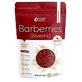 USimplySeason Barberry (Zareshk), 8 Oz | Whole Dried Berries