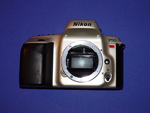 Fotos Nikon F50–Body/Carcasa–Plata–SLR–Analógico speigelr Eflex...