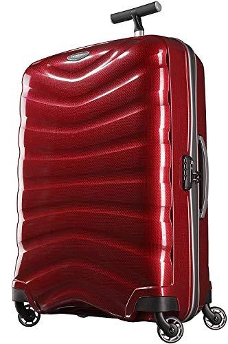 [サムソナイト] スーツケース ファイヤーライト スピナー75 94L 3.0kg 10年保証 TSAロック装備 75 cm 3kg U7211003 チリレッド