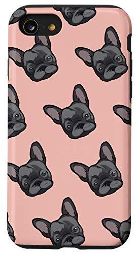 iPhone SE (2020) / 7 / 8 Cute French Bulldog Phone Case