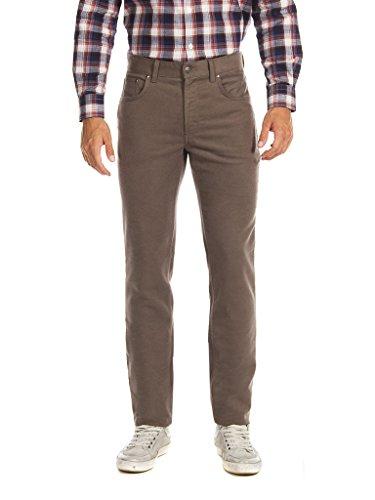 Carrera Jeans - Pantalone per Uomo, Tinta Unita, Fustagno IT 52