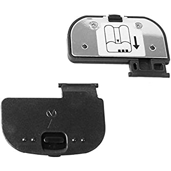 A/&R Battery Door Cover Lid for Nikon D7500 DSLR Camera Part