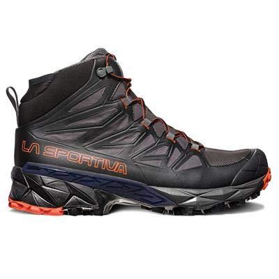 La Sportiva Blade GTX Hiking Shoe, Black/Tangerine, 43.5