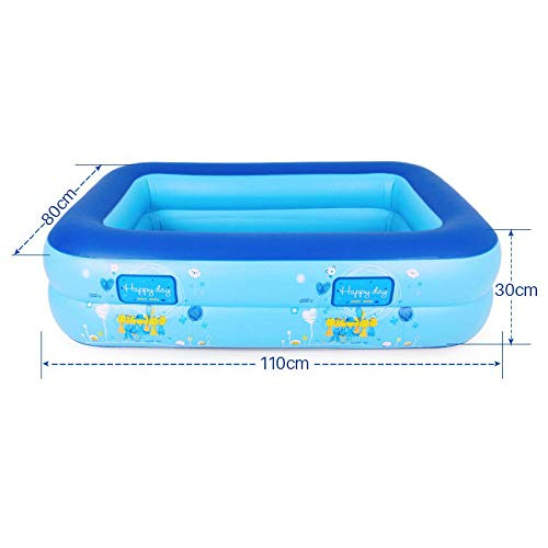 Purchase Treslin Inflatable Baby Swimming Pool Eco-Friendly PVC Portable Children Bath Tub Kids Mini...