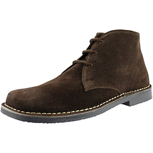 Roamer Men's Boots M378 DBS 8 UK Dark Brown