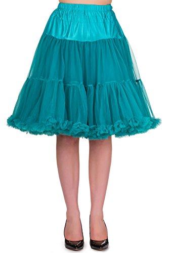 Banned Petticoat Starlite 235 Türkis M-L