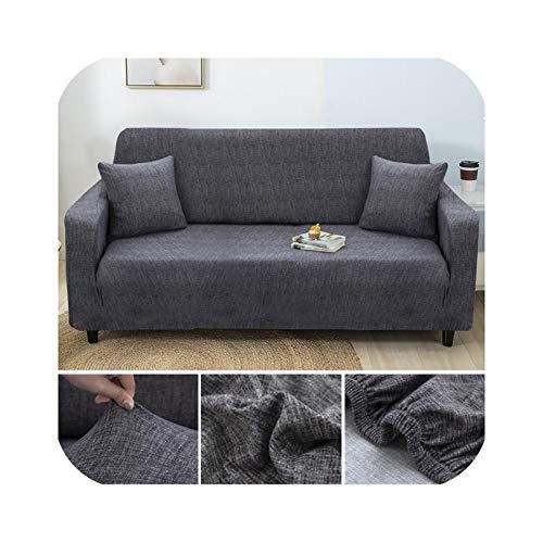 Sofabezug, elastisch, moderner Sofabezug, für Wohnzimmer, Ecken, L-Form, Sessel, 1/2/3/4-Sitzer, Farbe 15 Stück, 2 Stück