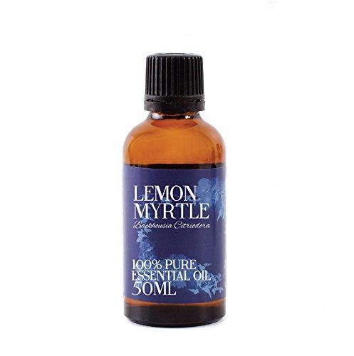 Mystic Moments Zitronen-myrte Ätherisches Öl - 50ml - 100% Reines
