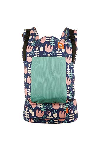 Tula Coast Standard Baby Carrier with Mesh Panel - Twilight Tulip