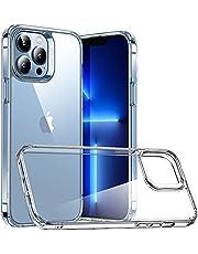 ESR iPhone 13 Pro ケース 2021 ハイブリッドケース 透明 黄変しにくい 薄型 傷に強い背面 握りやすい保護フレーム 6.1インチ クリア