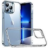 ESR Cover Ibrida Compatibile con iPhone 13 PRO Max, Retro AntiGraffio, Custodia con Struttura Protettiva Antiscivolo, Serie Classic, Trasparente