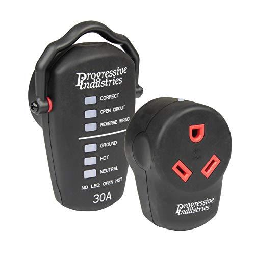 Progressive Industries 30 Amp Portable Surge Protector Kit, PSK-30