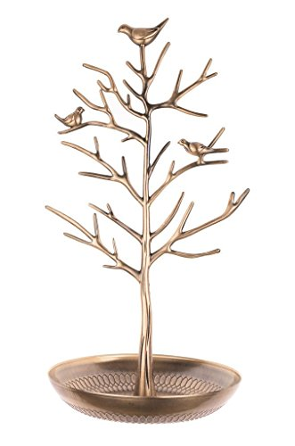 10 best necklace tree holder organizer for 2021