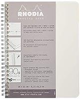 RHODIA(ロディア) クラシック ミーティングブック ホワイト × 5 セット cf193411