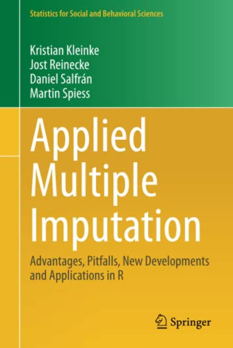 Applied Multiple Imputation (Statistics for Social and Behavioral Sciences)