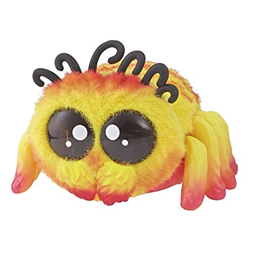 Yellies! Peeks; Voice-Activated Spider Pet; Ages 5 and up