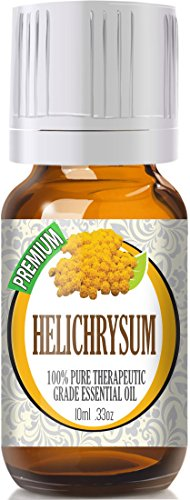 Helichrysum Essential Oil - 100% Pure Therapeutic Grade Helichrysum Oil -...