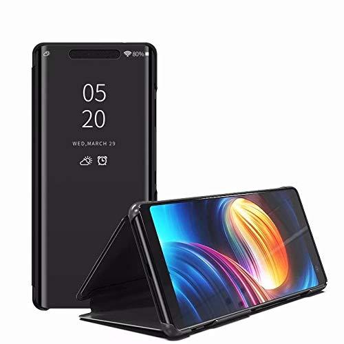 sigua Funda Compatible para Huawei P9 Lite, con Huawei P9 Lite Cristal Templado[1 Piezas],360 °de Protection Carcasas Huawei P9 Lite Impermeable.Negro