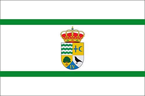 magFlags Bandera XL Benalauría, Málaga, España   Bandera Paisaje   2.16m²   120x180cm