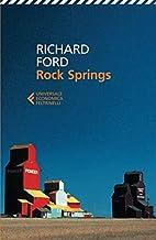 Rock Springs (Italian Edition)