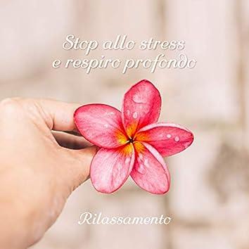 Stop allo stress e respiro profondo: Rilassamento - Audio terapia per yoga, Pace & Equilibrio, Buona dormita