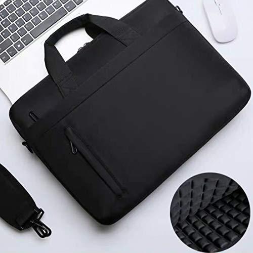 DLMPT Waterdichte Notebook Sleeve Draagtas 13-17 Inch Laptop Schoudertas Hoes Compatibel