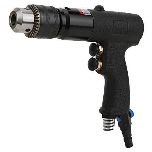 Trapano pneumatico con impugnatura a pistola PCW/CCW 1/2 13mm Utensile per perforazione di fori per aria compressa 700 giri/min