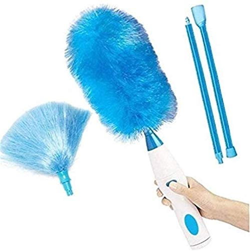 JYX Plumero eléctrico Duster Spin Duster 360°...